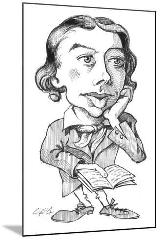 Keats-Gary Brown-Mounted Giclee Print