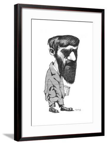 Lawrence-Gary Brown-Framed Art Print