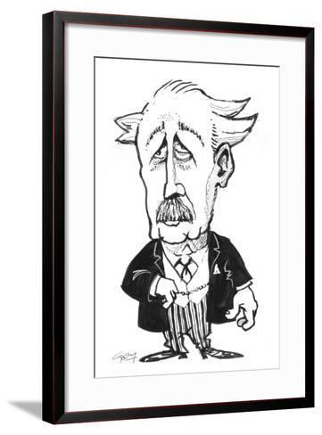 Macmillan-Gary Brown-Framed Art Print