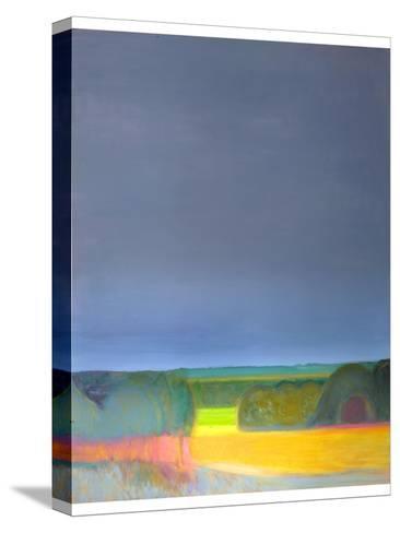 Prospect, Malvern Diptych 2, 1998-Pamela Scott Wilkie-Stretched Canvas Print
