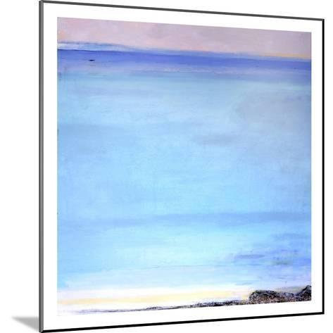Translucent Turquoise, 2006-Pamela Scott Wilkie-Mounted Giclee Print