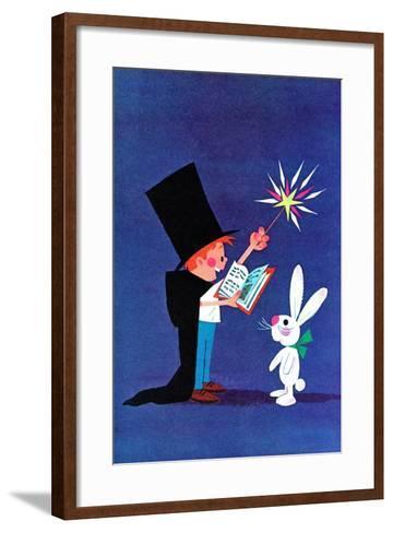 The Magic Room - Jack & Jill-Jack Weaver-Framed Art Print