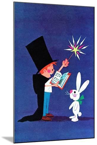 The Magic Room - Jack & Jill-Jack Weaver-Mounted Giclee Print