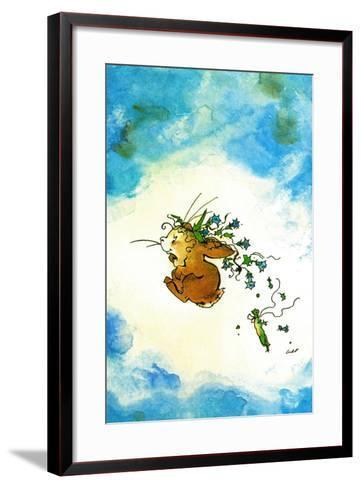 Bounce - Jack & Jill-Edith Osborn Corbett-Framed Art Print