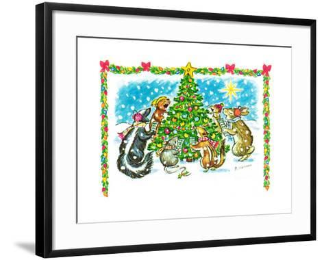 December '66 - Jack & Jill-Barbara Werner-Framed Art Print