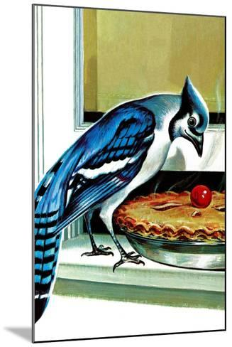 Food for Thought-Charles Ellis-Mounted Giclee Print