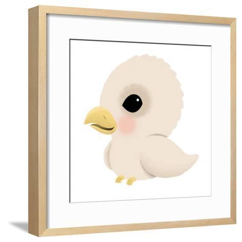 Baby Animals - Turtle-Sheree Boyd-Framed Art Print