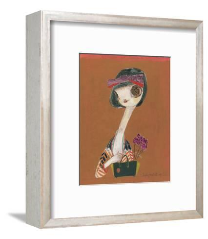 Carnation-Kelly Tunstall-Framed Art Print