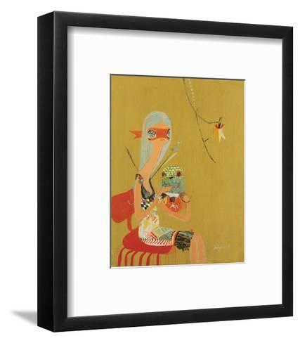 Oracle-Kelly Tunstall-Framed Art Print