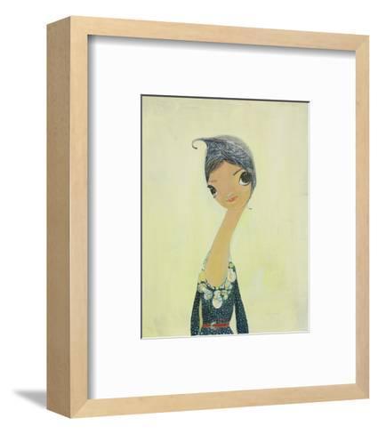Rebecca-Kelly Tunstall-Framed Art Print