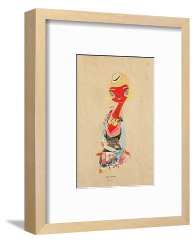 Sartorialist-Kelly Tunstall-Framed Art Print