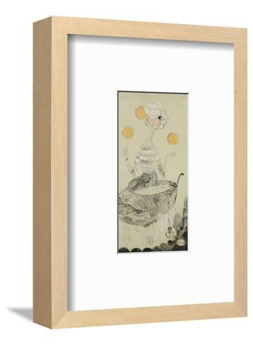 Ship to shore-Kelly Tunstall-Framed Art Print