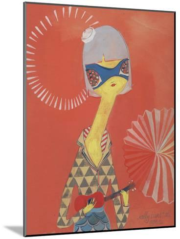 Tonight-Kelly Tunstall-Mounted Giclee Print