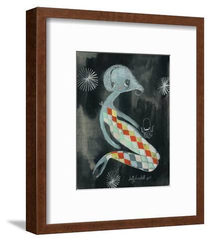Under-Kelly Tunstall-Framed Art Print