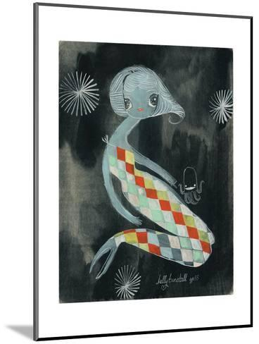 Under-Kelly Tunstall-Mounted Giclee Print