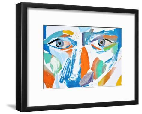 The Fates - Clotho-Trystan Bates-Framed Art Print