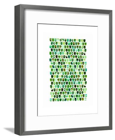 Hiss-Trystan Bates-Framed Art Print