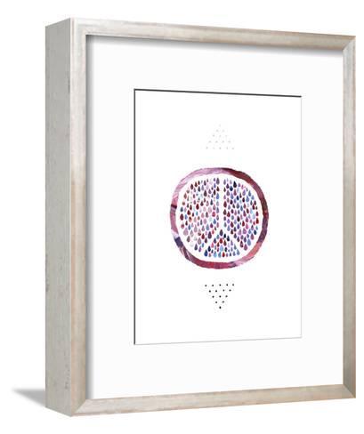 Pomegranate-Trystan Bates-Framed Art Print