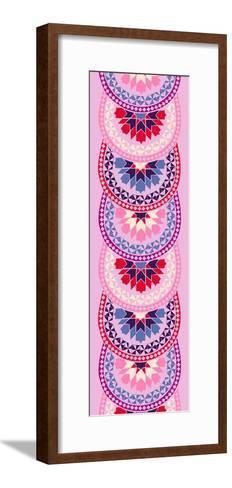 Riad Mira Pink--Framed Art Print