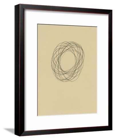 Circle 8-Jaime Derringer-Framed Art Print