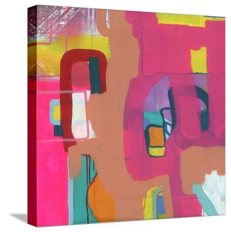 Cavern-Jaime Derringer-Stretched Canvas Print