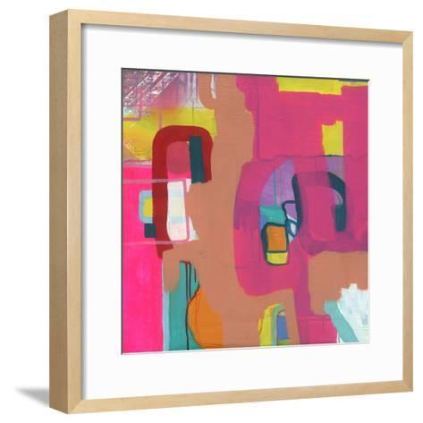 Cavern-Jaime Derringer-Framed Art Print