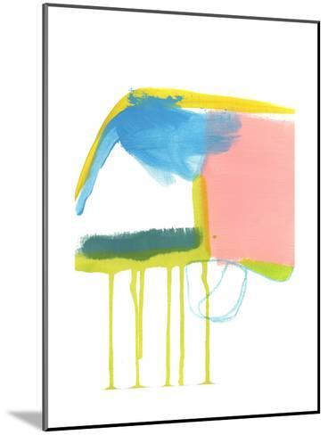 Composition 1-Jaime Derringer-Mounted Giclee Print