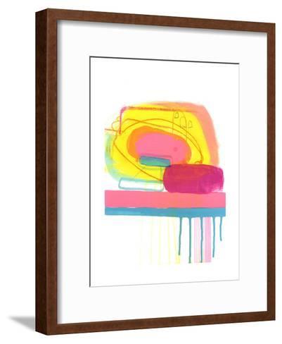 Composition 3-Jaime Derringer-Framed Art Print
