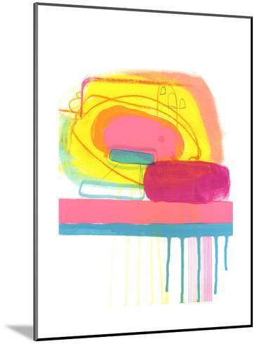 Composition 3-Jaime Derringer-Mounted Giclee Print