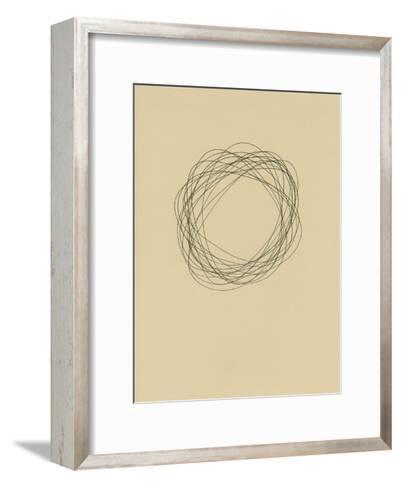 Circle 6-Jaime Derringer-Framed Art Print