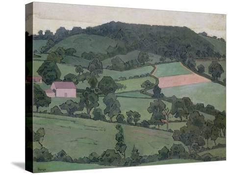 Rosemary La Vallee, 1916-Robert Polhill Bevan-Stretched Canvas Print
