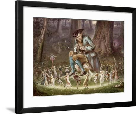 Fairy Dance, 1882-William Holmes Sullivan-Framed Art Print