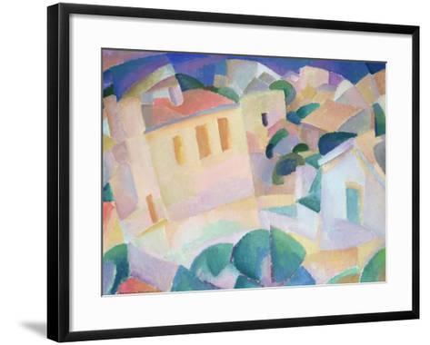 Terrino, Mallorca, 1914-Leo Gestel-Framed Art Print