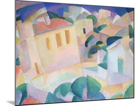 Terrino, Mallorca, 1914-Leo Gestel-Mounted Giclee Print