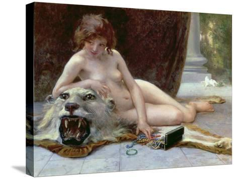 The Jewel Case-Guillaume Seignac-Stretched Canvas Print
