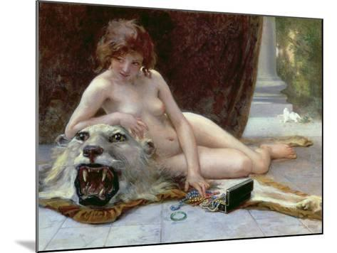 The Jewel Case-Guillaume Seignac-Mounted Giclee Print