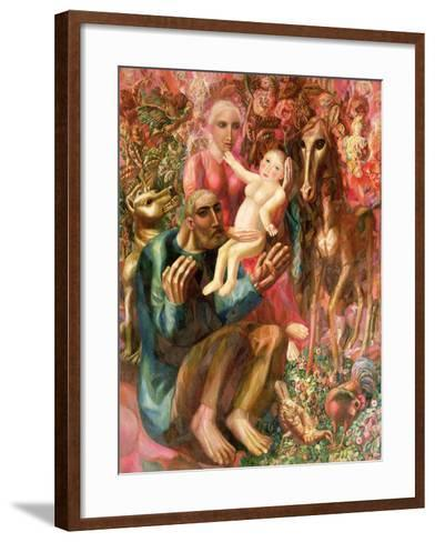 The Family-Pavel Nikolayevich Filonov-Framed Art Print