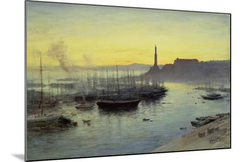 Genoa, 1904-John MacWhirter-Mounted Giclee Print