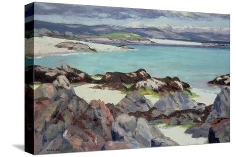 Iona, the East Bay, 1928-Francis Campbell Boileau Cadell-Stretched Canvas Print