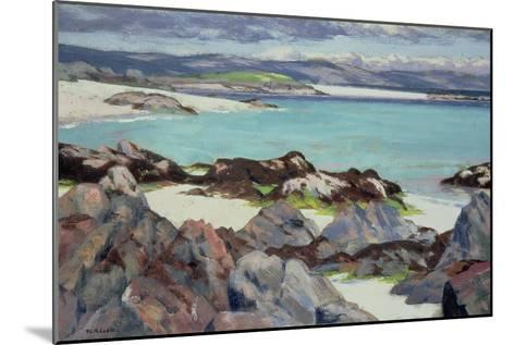 Iona, the East Bay, 1928-Francis Campbell Boileau Cadell-Mounted Giclee Print
