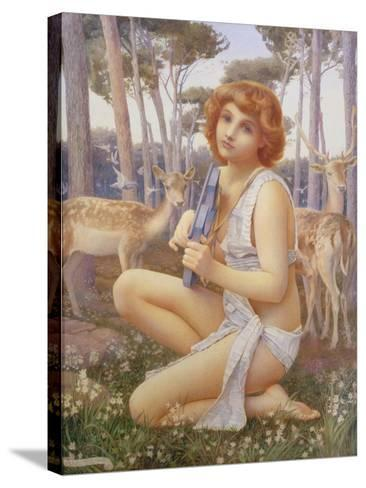 The Young Orpheus, c.1901-Henry Ryland-Stretched Canvas Print