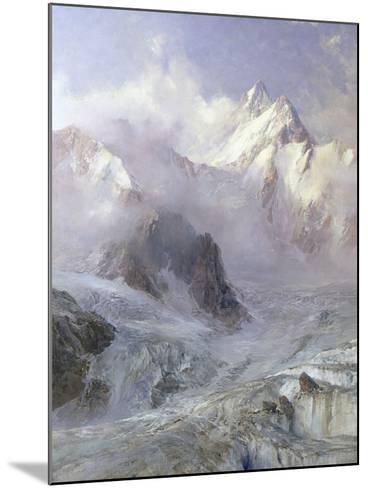 The Alps, c.1906-Edward Theodore Compton-Mounted Giclee Print