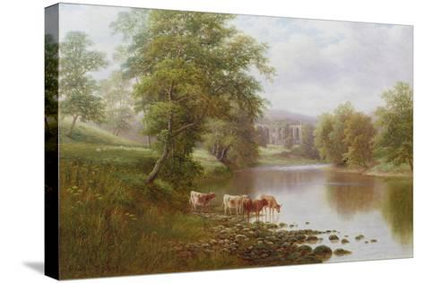 Bolton Abbey-William Mellor-Stretched Canvas Print