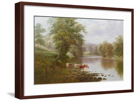 Bolton Abbey-William Mellor-Framed Art Print