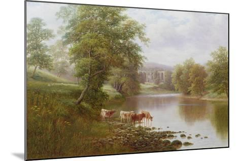 Bolton Abbey-William Mellor-Mounted Giclee Print