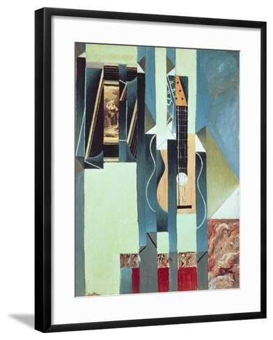 Untitled-Juan Gris-Framed Art Print