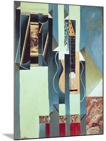 Untitled-Juan Gris-Mounted Giclee Print