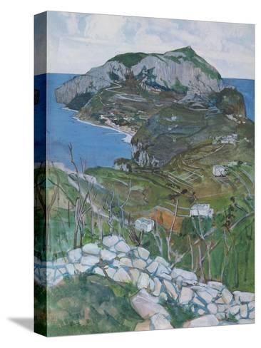 Capri, c.1904-Maurice Greiffenhagen-Stretched Canvas Print