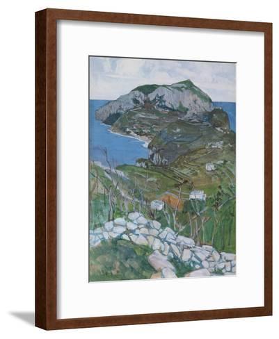 Capri, c.1904-Maurice Greiffenhagen-Framed Art Print