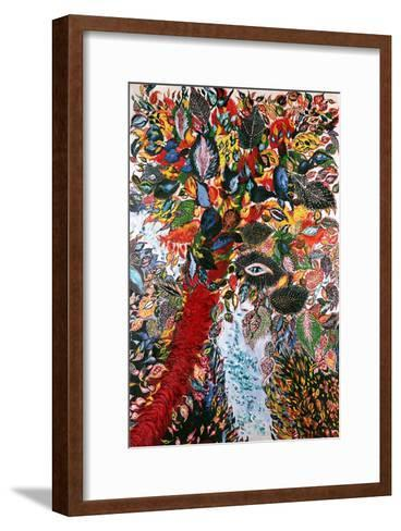 The Tree of Paradise, c.1929-Seraphine Louis-Framed Art Print